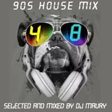 DJ MAURY 90S HOUSE MIX 48