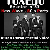 Duran Duran Special Video Hit Megamix 2017 (DJ Angelo DiBa)