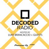 Luke Brancaccio - DECODED RADIO ( Guest Kiz Pattison ) - DEC 2019