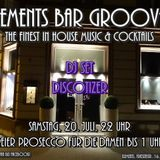 Discotizer live @ Elements Bar Cologne July 2013
