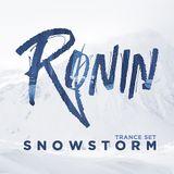 DJ Ronin - Snowstorm