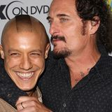 Theo Rossi (Juice) and Kim Coates (Tig) from Sons of Anarchy talk UFC, SoA season 6, and more