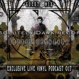 Absolutely Dark records presents guest mix Bredes Fernando - Exclusive LIVE Vinyl  podcast 017_FNOOB
