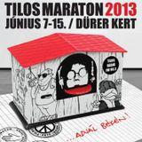 Zsolt SŐRÉS & Balázs PÁNDI - Live at the Tilos Rádió Marathon 2013