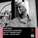 Virtuoso Takeover - Shiloh Feat Kemi Oshi -  09 MAR 2019