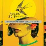 Oublicast #004 - DJ Ux x DJ Raw (Casa Disco, ME)