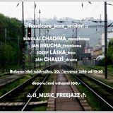 iN FULL CRY square root 4 :: FREE ART ENSEMBLE, Bubeneč railway pub, PRAG, July o16
