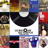 Le Retour Du Vinyle - Episode 005 -  Les mamies et les papis font du rock.