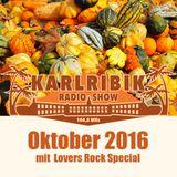 KarlribikRadioShow - Oktober2016
