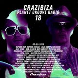 Crazibiza Radioshow - 18 (03-03-2018)