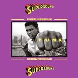 DJ Rosa from Milan - Supersound Funk