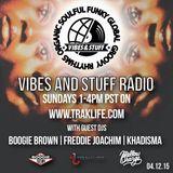 2015-04-12 Freddie Joachim + Khadisma + Boogie Brown