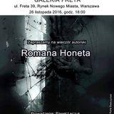 Roman Honet w Warszawie (zapis spotkania 26.11.16)
