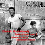 Classic Rocksteady Selections vol.1