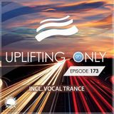 Ori Uplift - Uplifting Only 173 (June 2, 2016) (incl. Vocal Trance) TLTM