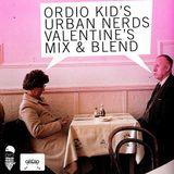 Ordio Kid's Urban Nerds Valentine's Mix & Blend