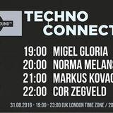 DJ NORMA TECHNO CONNECTION UK AUG 31-18
