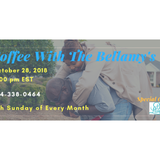 Coffee with The Bellamy's - Guest - Erika Parker-Smith CEO of Bougie Luminaries