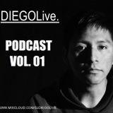 DIEGOLive - PODCAST Vol.01