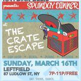 Spunday Crate Escape Appetizer Mix