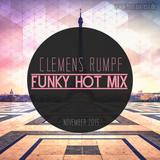 CLEMENS RUMPF - FUNKY HOT MIX NOVEMBER 2015 (www.housearrest.de)