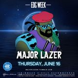 Major Lazer - Live @ Encore Beach Club (Las Vegas) - 16.06.2016