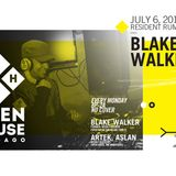 Guilty Feet (deep sweaty sexy house with just a tasty hint of dark and nasty) Blake Walker
