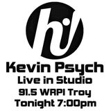 The Sounds Of Now - 8-11-17 - Kevin Psych