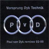 paul van dyk - remixes- vorsprung dyk technik