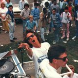 W.A.P.S. radio starring Edith de Doosch. First legal broadcast week from de IJsbreker 19-08-1985