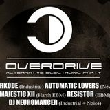 OVERDRIVE SET BY NEUROMANCER