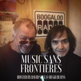 DAVID SOUL & HUGH BURNS: MUSIC SANS FRONTIERES (WORLD MUSIC) 07/04/19