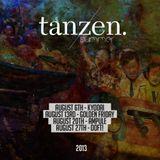 Tanzen. Guest Mix: OOFT! (2013-08-27)