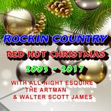 ROCKIN COUNTRY RED HOT CHRISTMAS 2003 - 2017