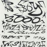CRS? & B-Boy3000 - Tonz of Drumz vol.3 (tape.1 side.2)