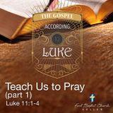 Teach us to Pray-Part 1_11-04-18
