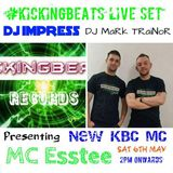 UK HARDCORE May 2017 DJ's TRaiNoR + IMPRESS MC ESSTEE  kickingbeats CReW !!!! BoYYYY