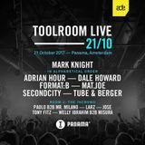 DJ JOSE live DJ set at Toolroom Live, Room 2 ADE 2017, Club Panama Amsterdam