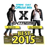 Club X Official Mix -Best Of 2015 EDM-