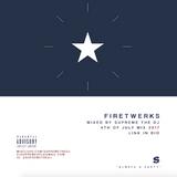 Supreme The DJ - Firetwerks 4th Of July Rap Hip Hop 2017 Mix ( @SupremeTheDJ )