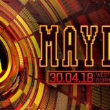 Neelix Live @ Mayday @ Westfalenhallen, Dortmund, Germany 30-04-2018