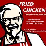 """Fried Chicken """"R&B, psichedelia e un tour intercontinentale del funk"""" 19 11 2014"""