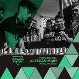 Alessan Main @Colombia Techno Podcast 014 ( Talento de Pereira )