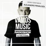 Vamos Radio Show By Rio Dela Duna #365 Guest Mix By Alejandro Penaloza