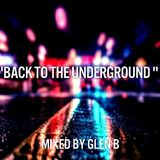 Back To The Underground