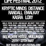 DROKKR - Recorded Live at Life Festival, 2012