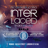 inTeRLaCeD Promo Mix October 15 - Sol Brown