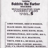 Stretch & Bobbito Freestyles Vol 5 (Side A)