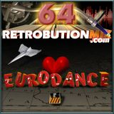 Retrobution Volume 64 – EuroDance, 121-128 bpm