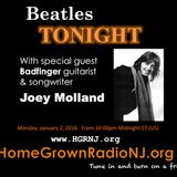 Beatles Tonight  01-02-17 #190 Featuring an interview with Badfinger's Joey Molland
